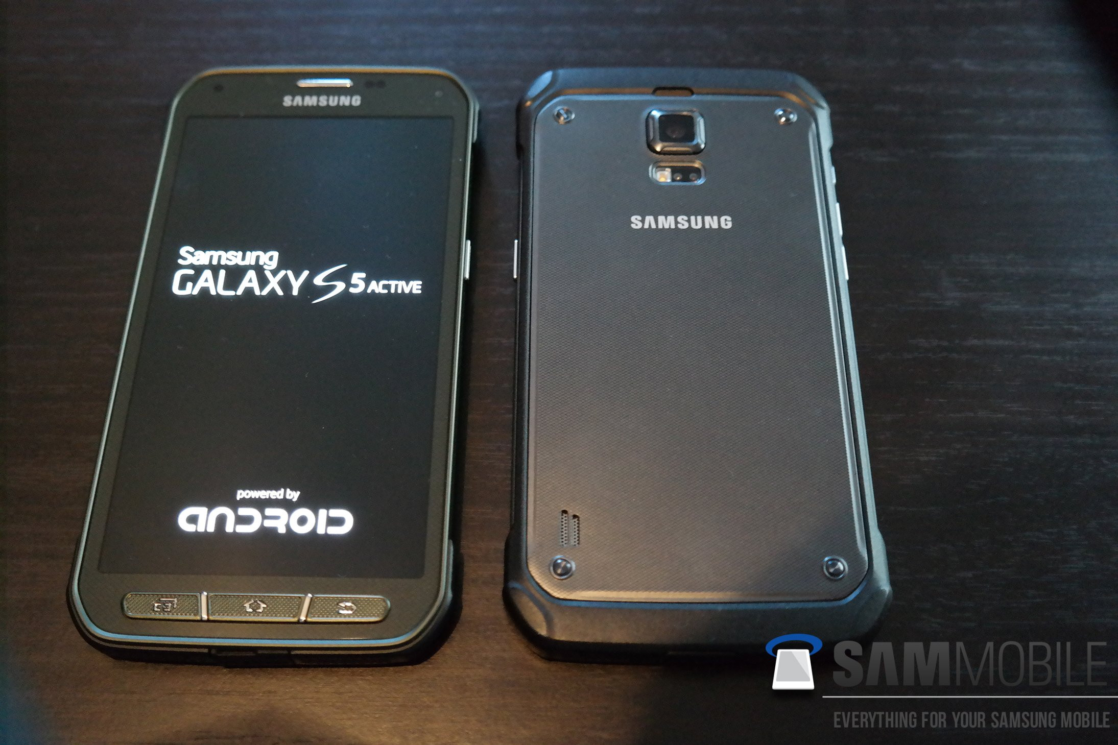Exclusive Samsung Galaxy S5 Active For Europe