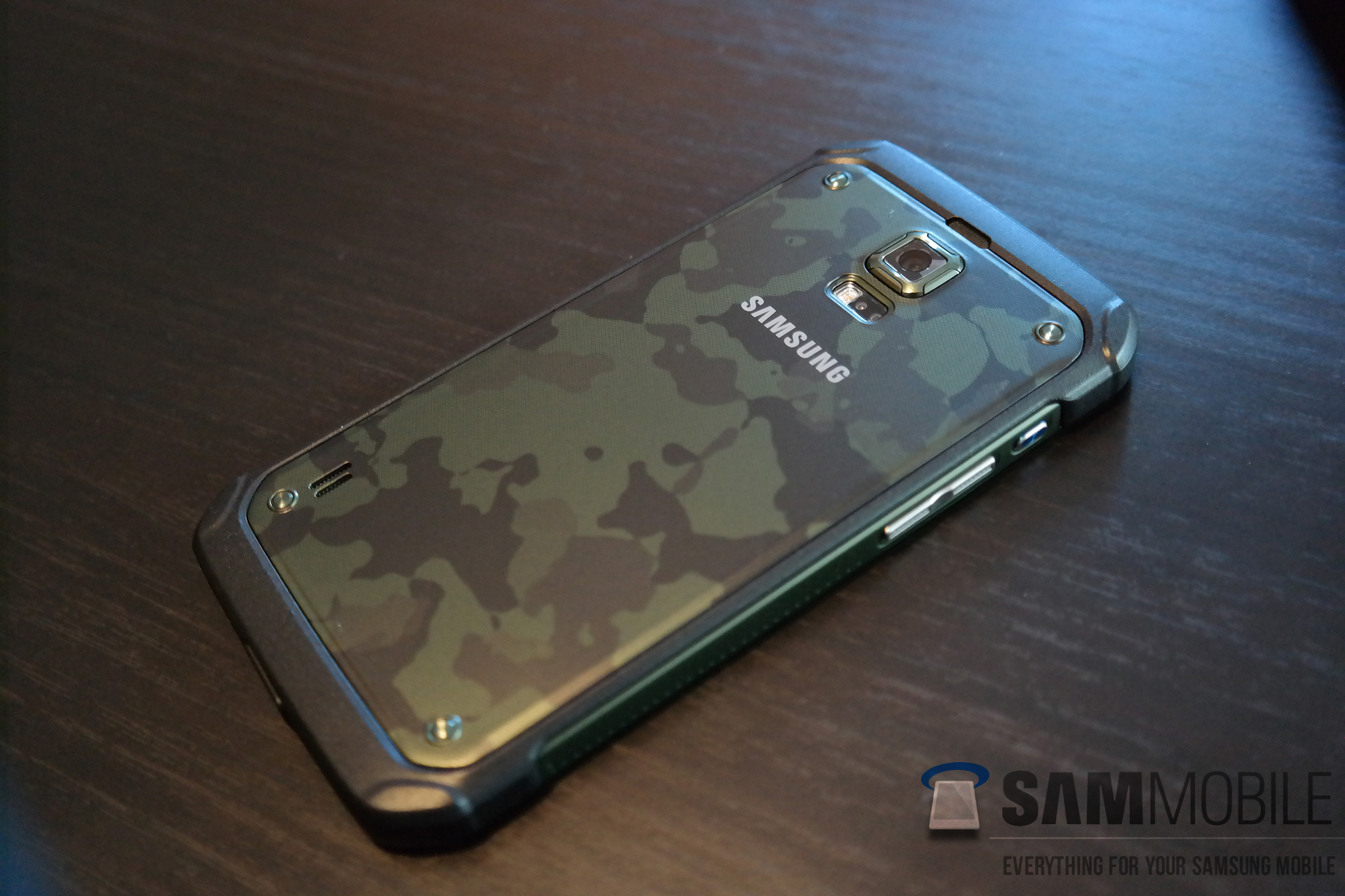 Exclusive: Samsung Galaxy S5 Active for Europe