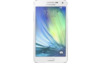 Samsung Galaxy A5 White Front Large 325 x 205