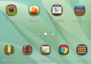 Samsung TouchWiz Natural Theme Icons