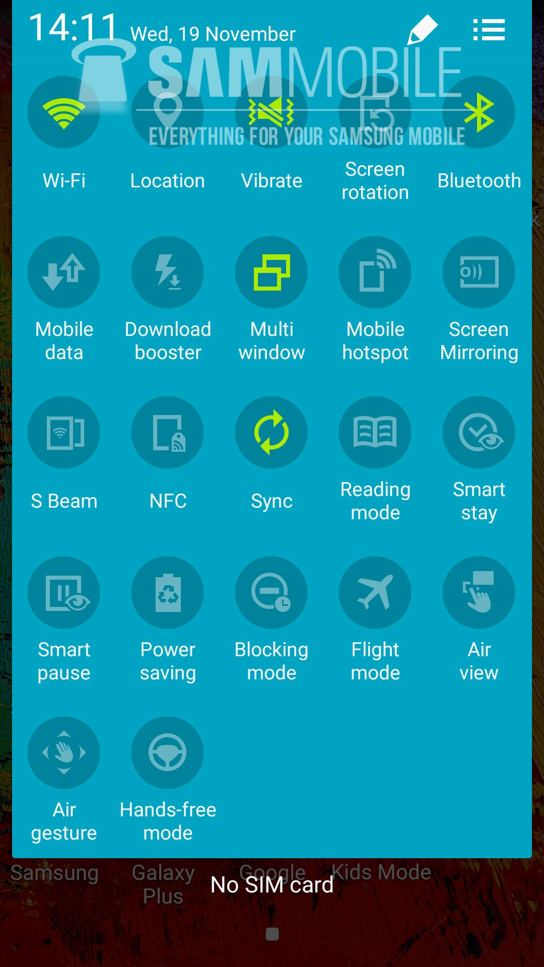 Exclusive Preview: Android 5 0 Lollipop On Samsung Galaxy