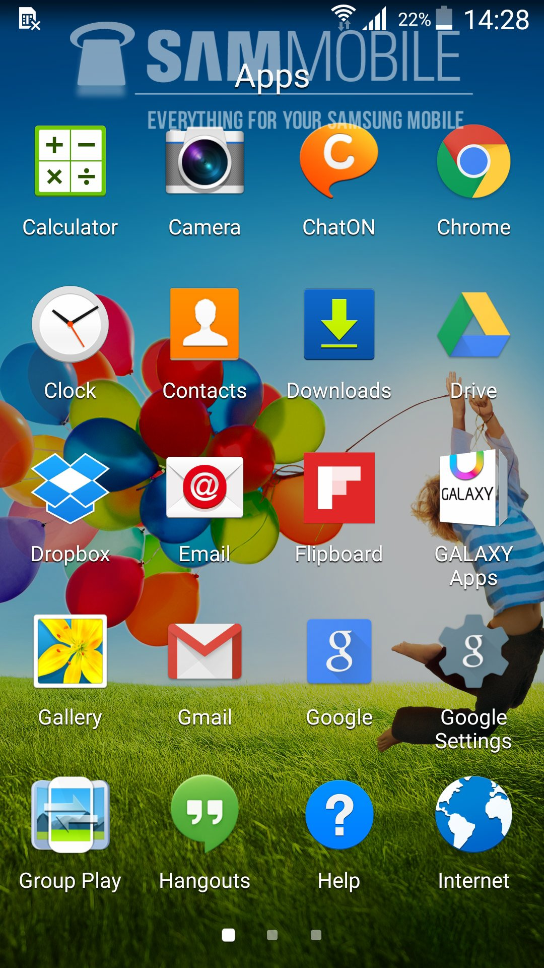 Exclusive second preview: Android 5 0 on Galaxy S4 brings updated