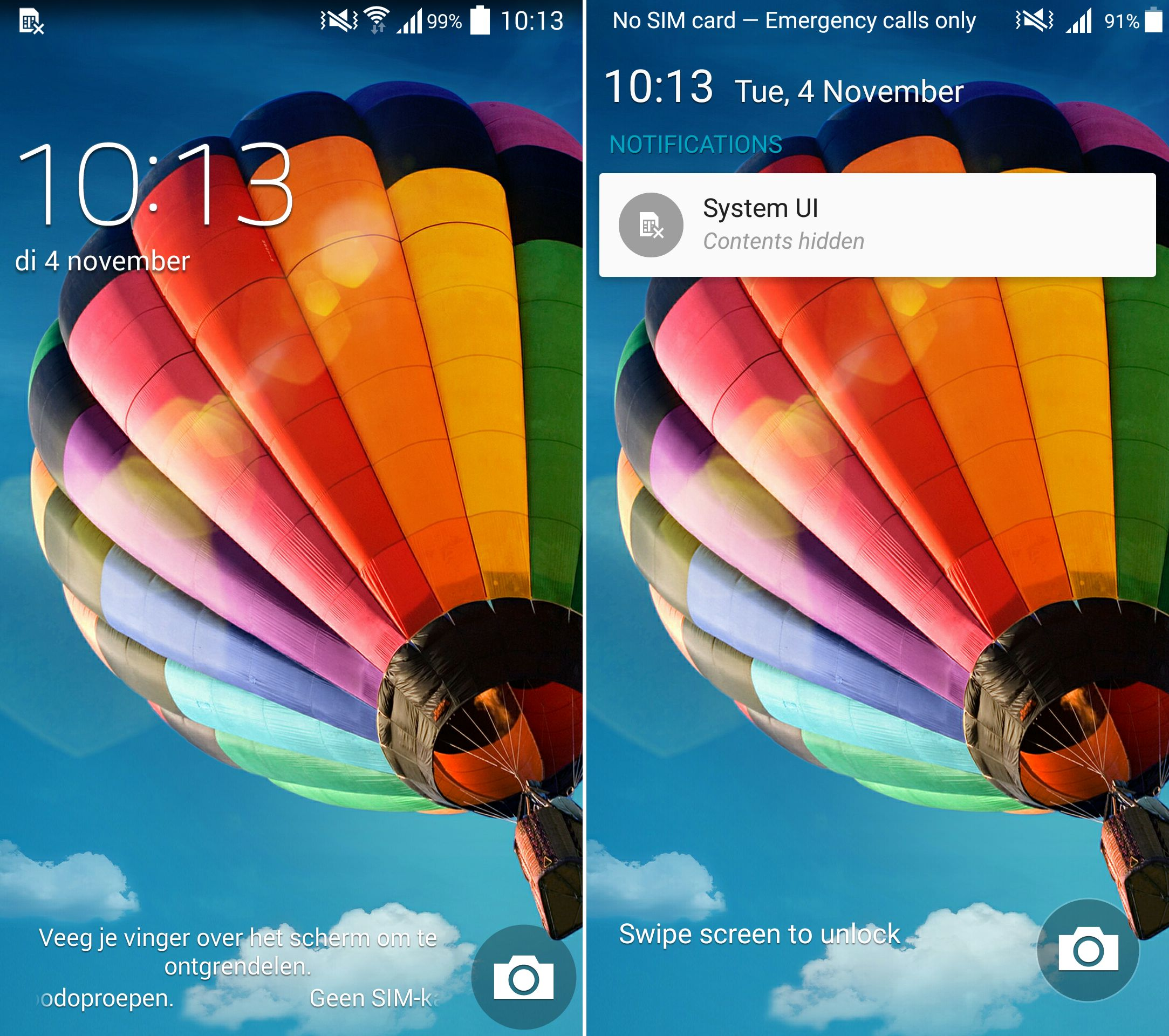 android 4.4.2 update to lollipop