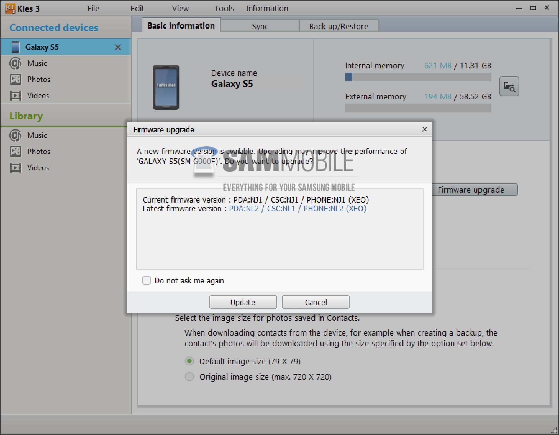 Прошивки для Samsung Galaxy S5 G900f