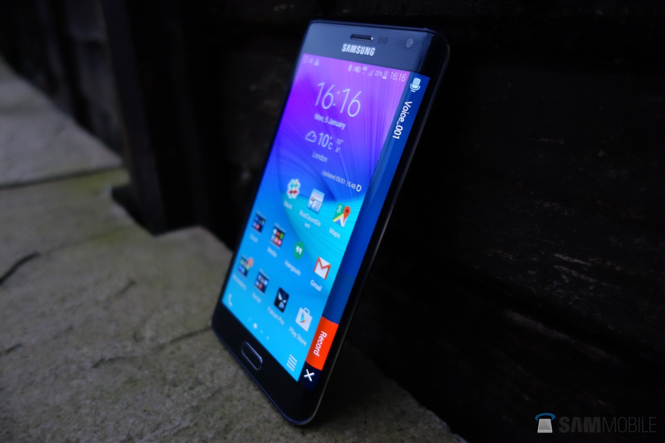 Review: Samsung Galaxy Note Edge (SM-N915FY) - SamMobile - SamMobile