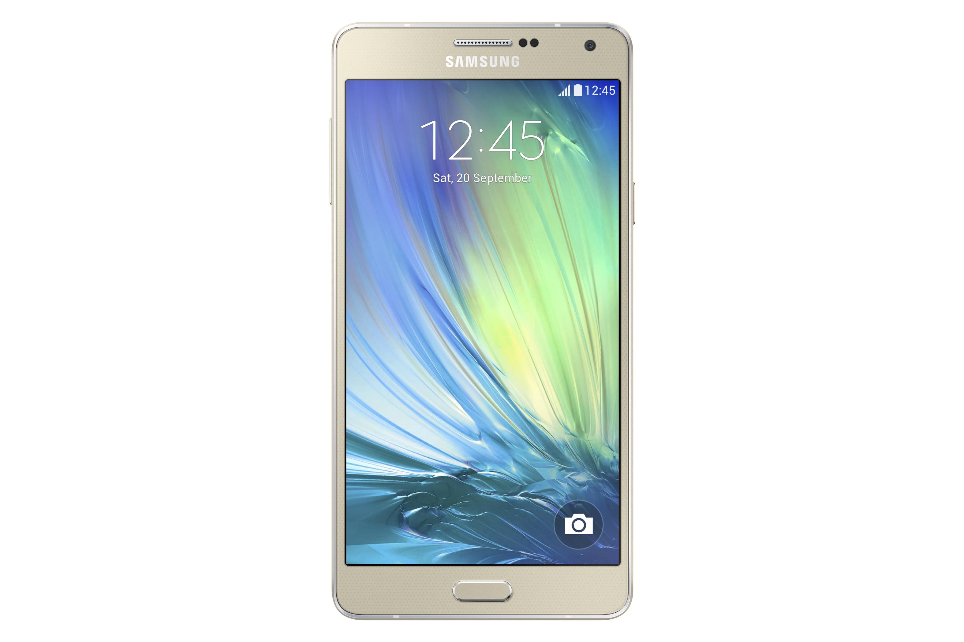 Новый Samsung A5 A5 Gold купить в Пермском крае на