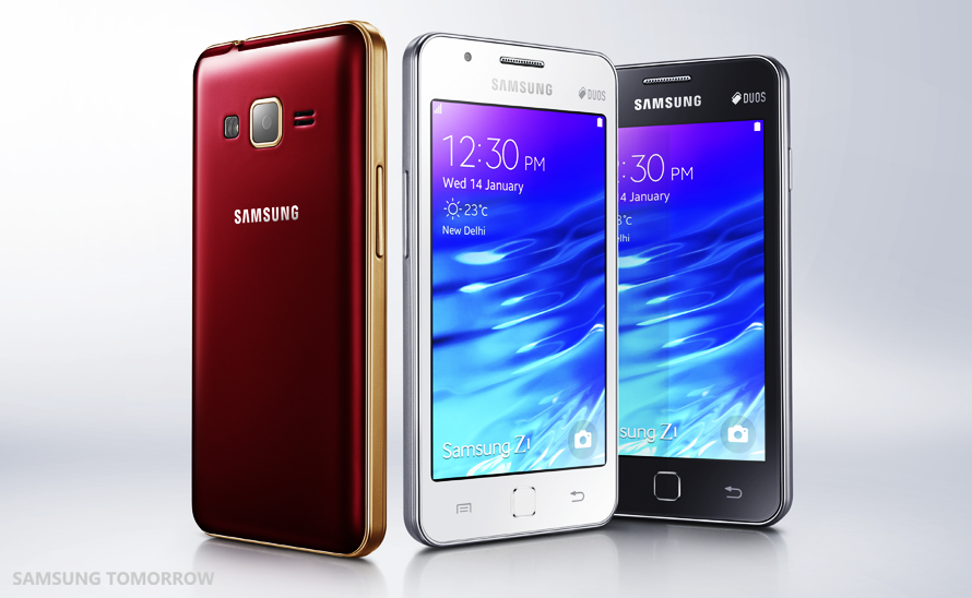 Samsung Z1 receives OTA Tizen update - SamMobile - SamMobile