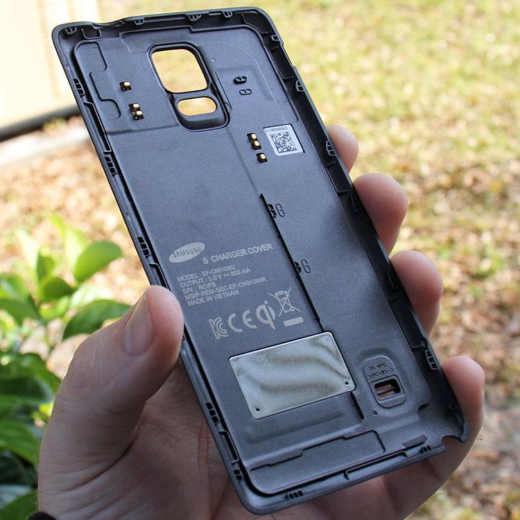 watch 1609c 57e7d Galaxy Note 4 covers add Qi wireless charging - SamMobile - SamMobile