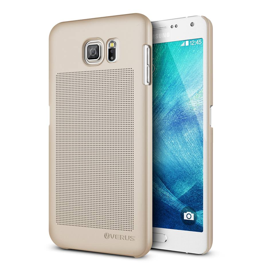 Case maker says the galaxy s6 seen in its renders is the for Galaxy maker