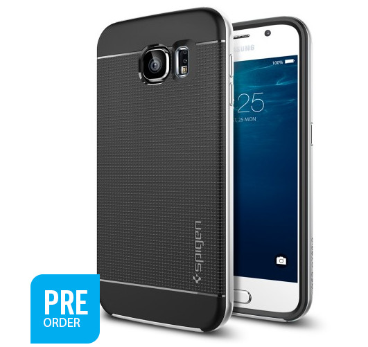 huge discount 1bab3 36d85 Galaxy S6 cases by Spigen are up for pre-order - SamMobile - SamMobile
