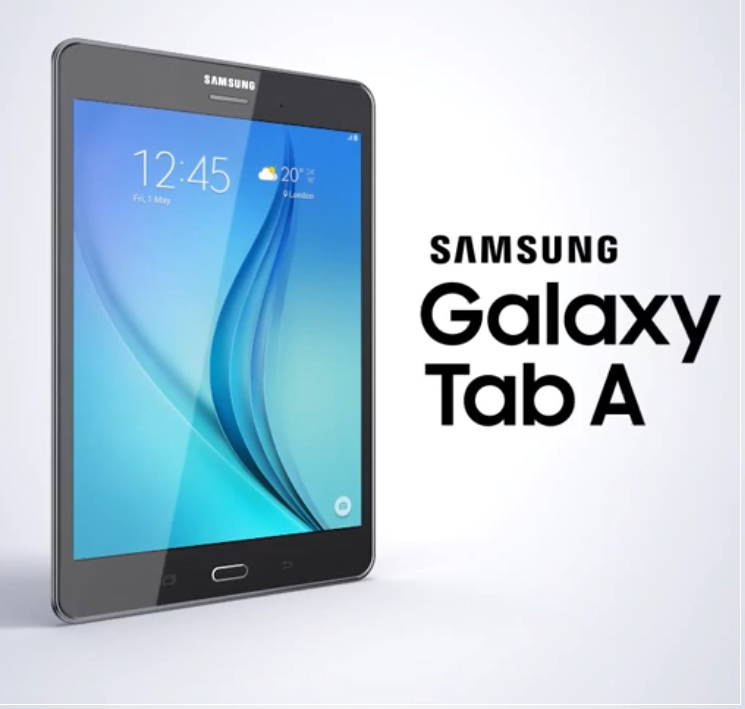 samsung secretly announces the galaxy tab a in russia. Black Bedroom Furniture Sets. Home Design Ideas