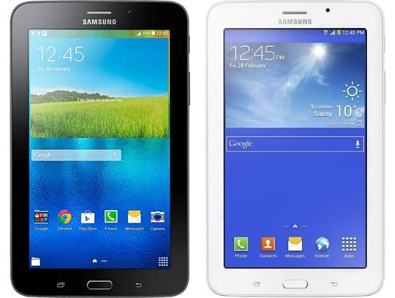 Samsung Galaxy Tab 3 V budget tablet with a 7-inch display ...