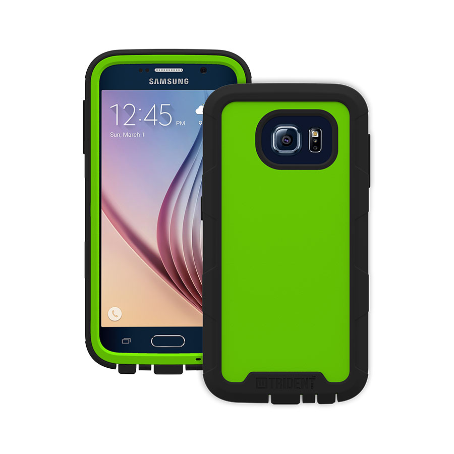 trident unleashes rugged cases for samsung galaxy s6 and. Black Bedroom Furniture Sets. Home Design Ideas