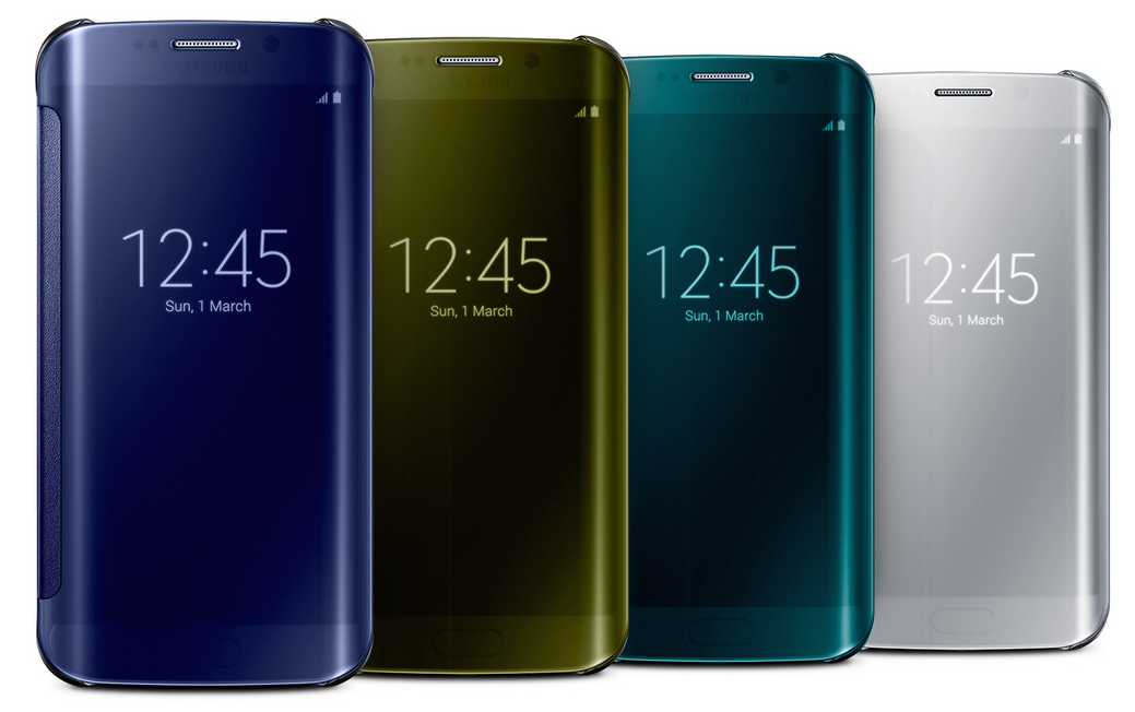 Galaxy S6 official accessories include covers, external ...