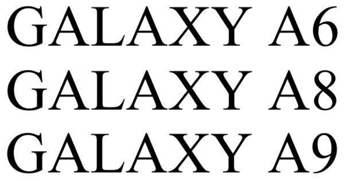 Samsung working on the Galaxy A6, A8 and A9?