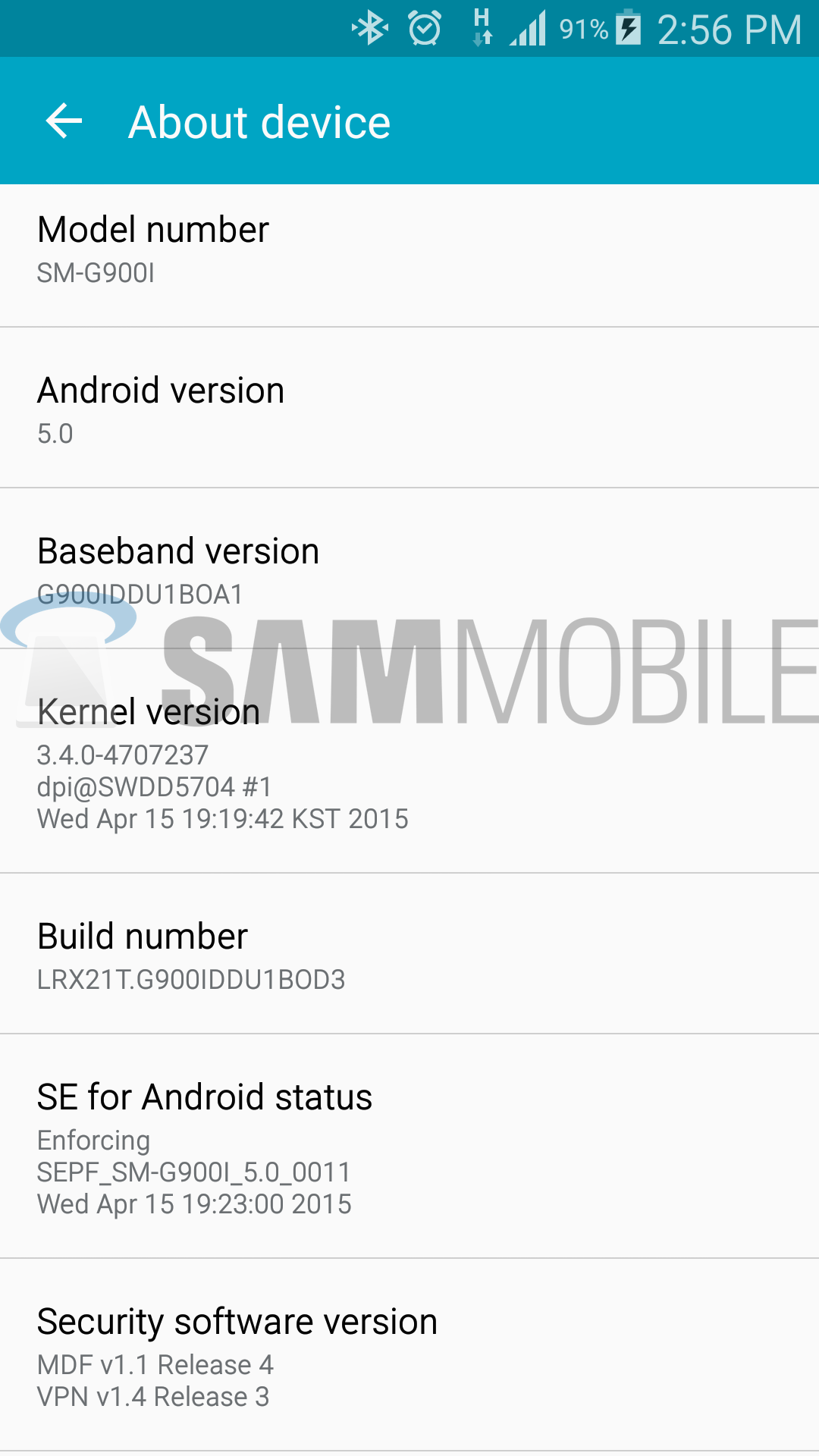 Download Install N9005XXSGBQD1 Security Patch Lollipop
