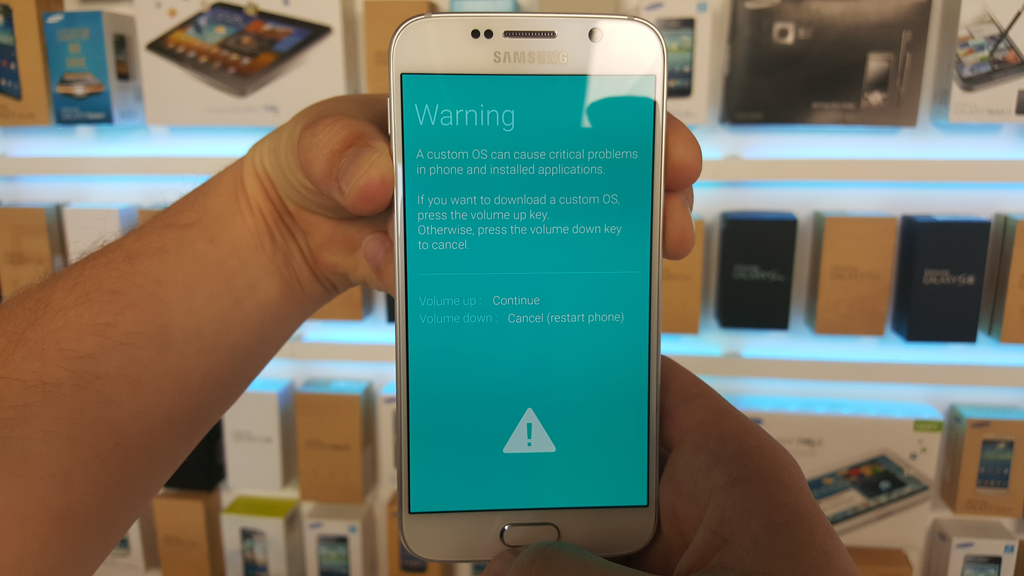 How to reboot the Galaxy S6 when it hangs - SamMobile - SamMobile