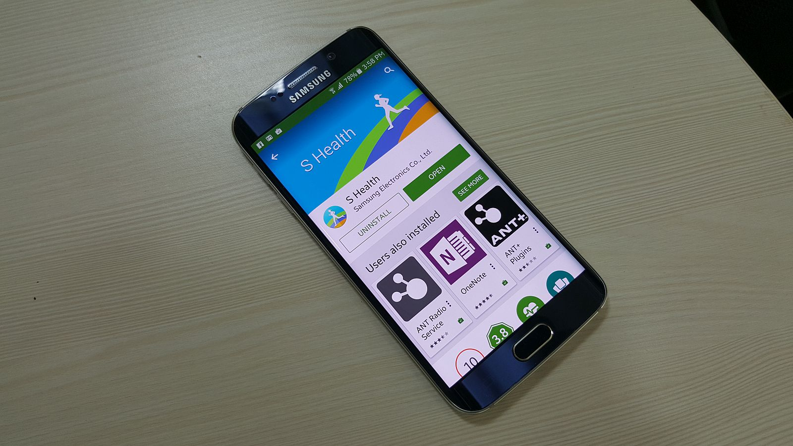 Samsungs S Health App Is Now Available On The Play Store