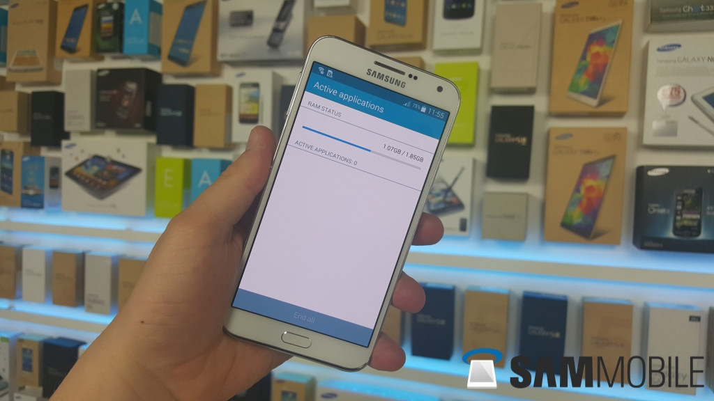 Samsung Galaxy E5 And Galaxy E7 Review Great Mid Rangers With