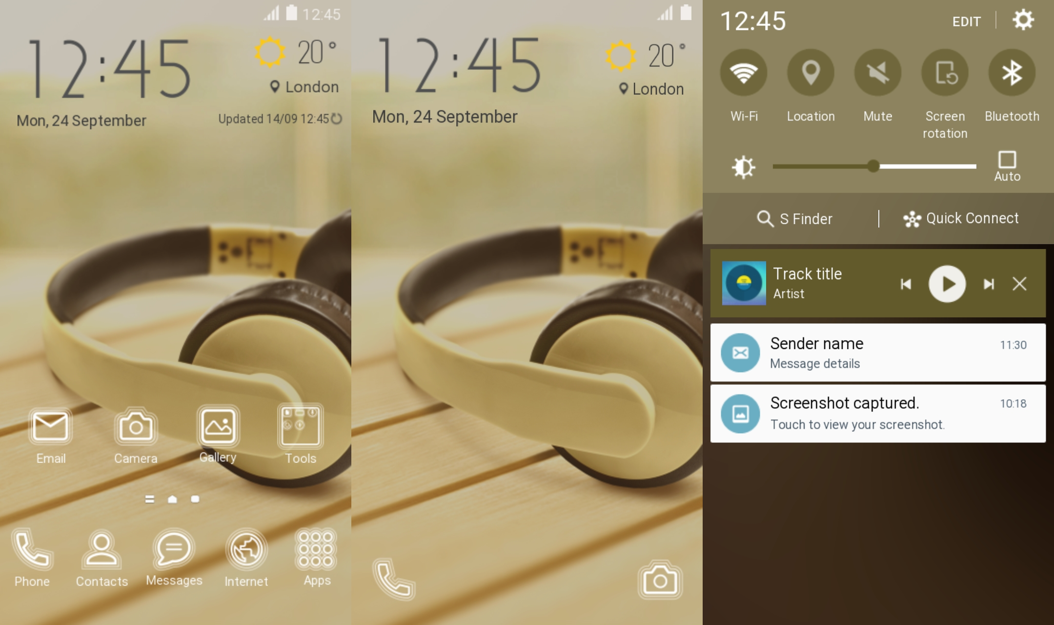Themes Thursday: Ten new themes launched in the Samsung Theme Store