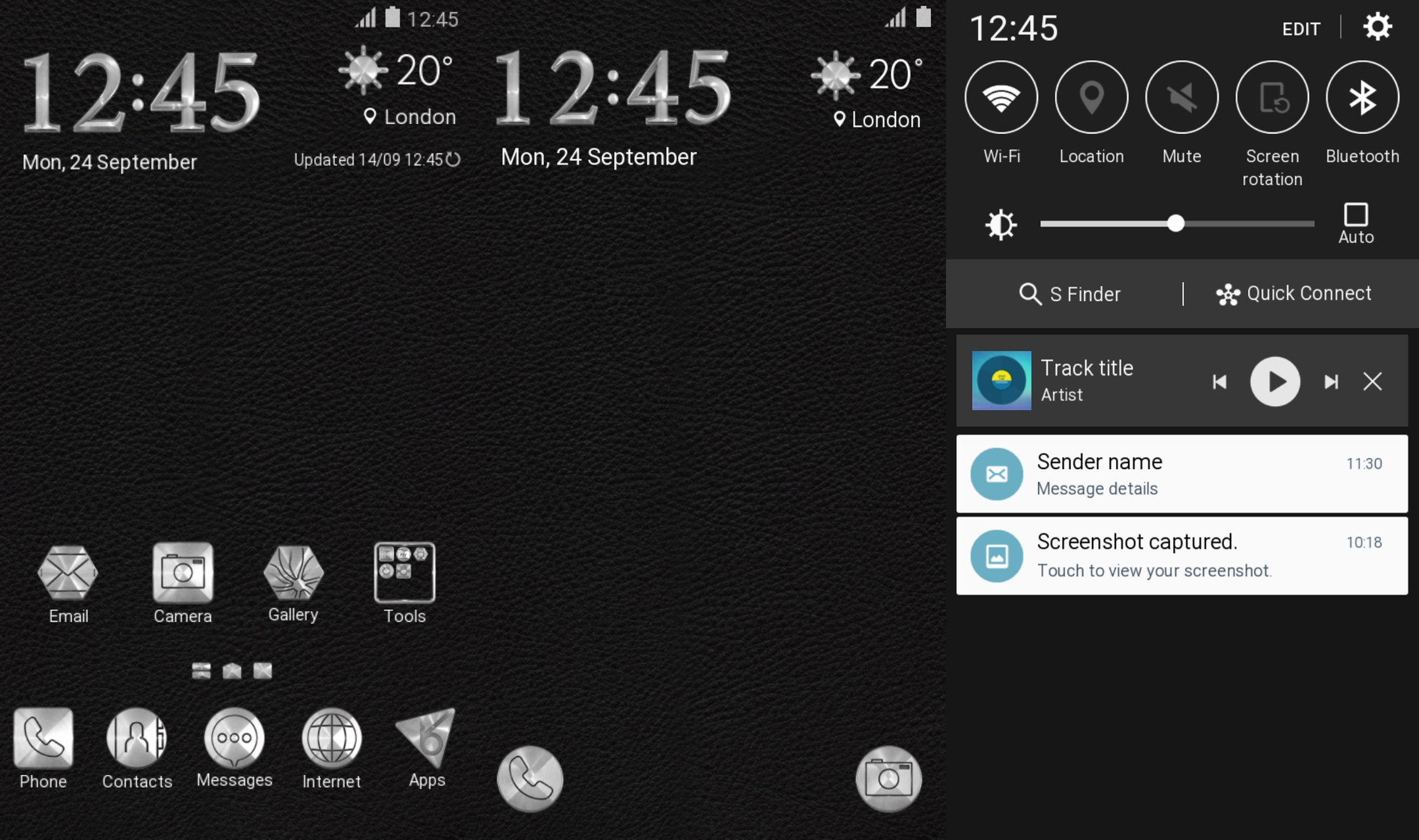 Themes Thursday Ten New Themes Launched In The Samsung