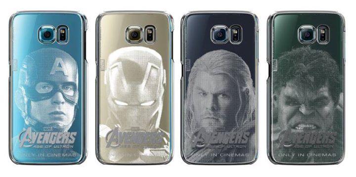 samsung s6 marvel phone case