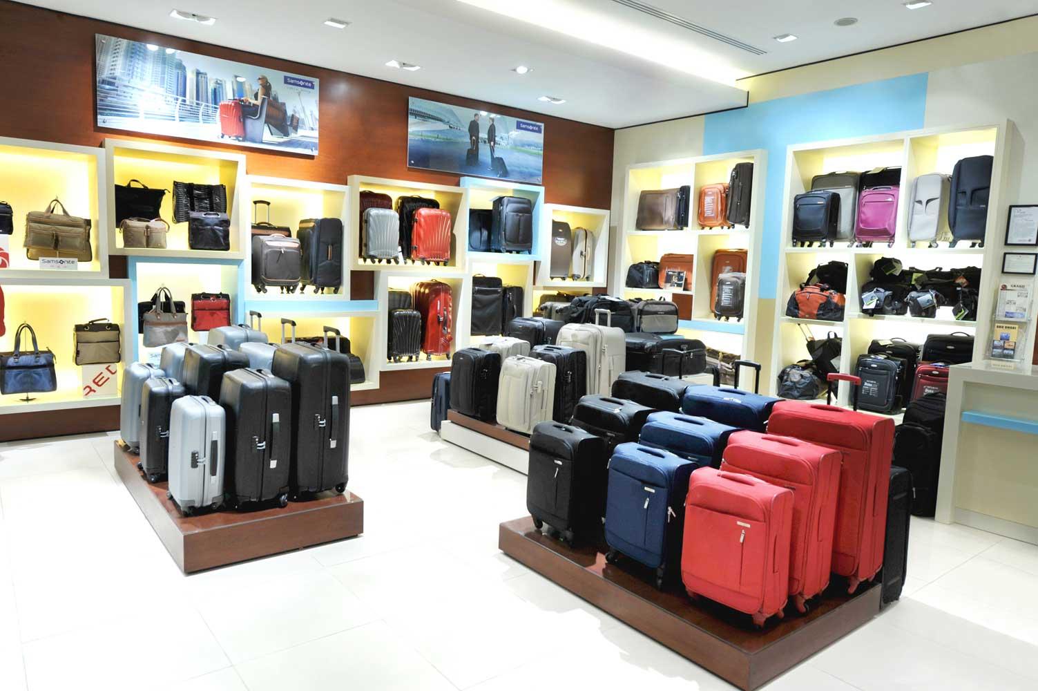 Samsung and Samsonite team up to develop smart suitcases - SamMobile