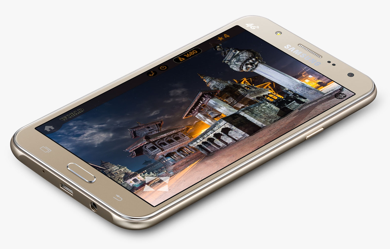 Samsung's first smartphones with front-facing LED flash, Galaxy J5 ...