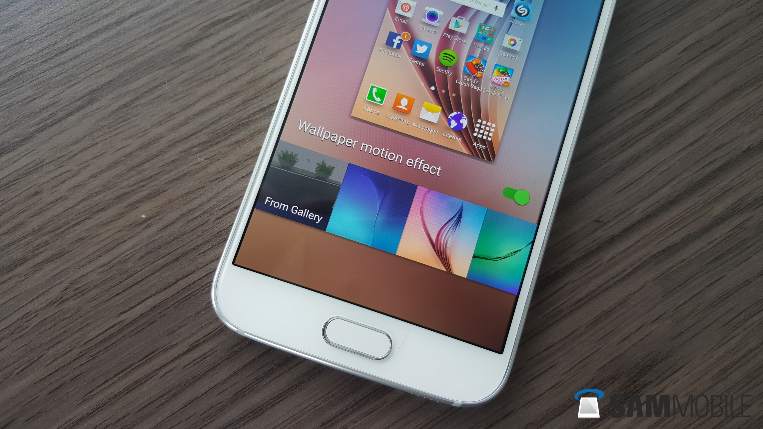 Android 5 1 1 Lollipop update released for Samsung Galaxy S6 and