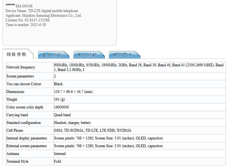 Samsung-SM-G9198-TENAA-Certification