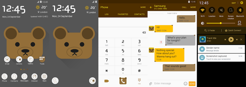 Themes Thursday - [MINU] Brownie V1.0