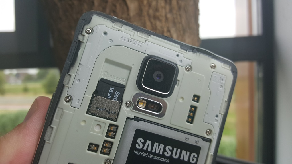 carte sd samsung s6 Expecting the Galaxy Note 5 to have a microSD slot? Don't