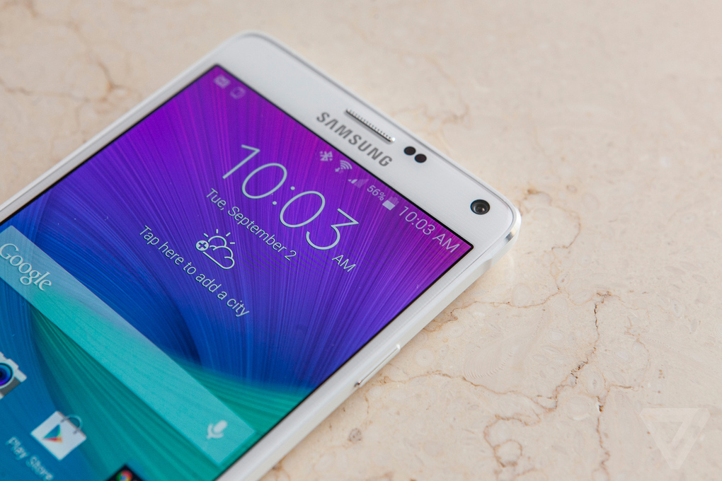 International Galaxy Note 4 getting the Android 5 1 1 update