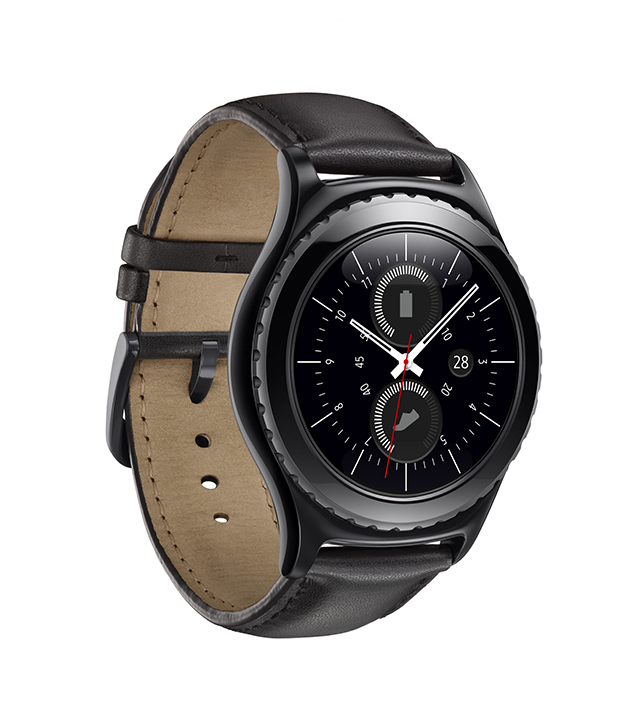 Samsung unveils Gear S2 and Gear S2 classic smartwatches ...