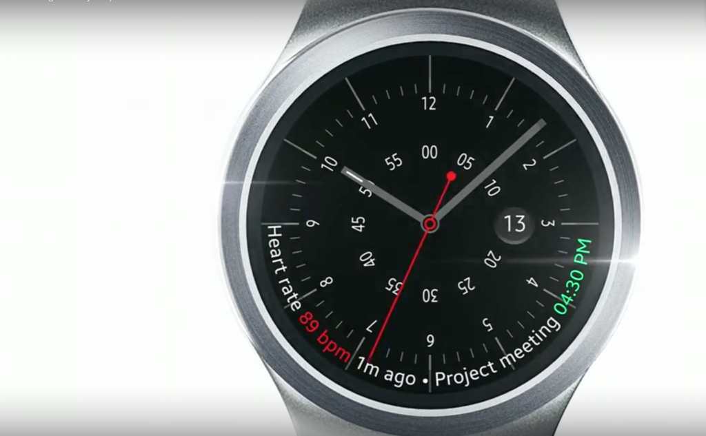 Samsung teases the Gear S2 round smartwatch, will be ...