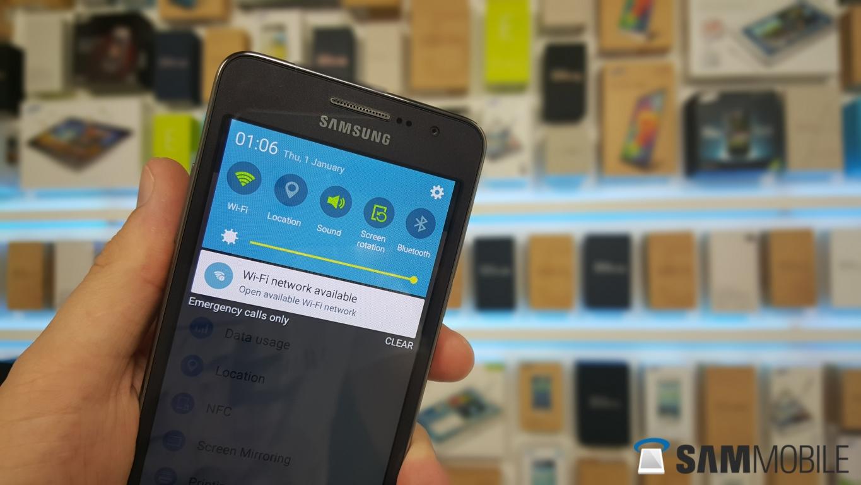 Samsung Galaxy Grand Prime gets Android 5.0 in Russia - SamMobile - SamMobile