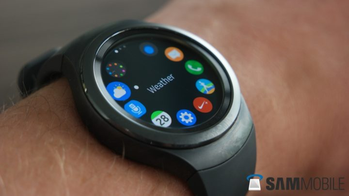 Samsung gushes about the Gear S2's timeless partners
