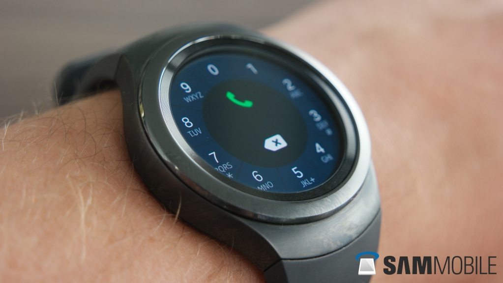 gear s2 review  samsung finally understands a smartwatch should be round - sammobile