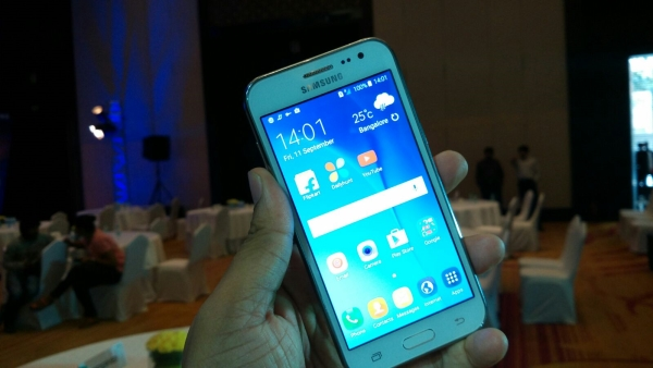 Samsung Galaxy J2 Launched In India For Rs. 8490