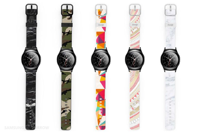 Casetify Watchbands For Samsung Gear S2