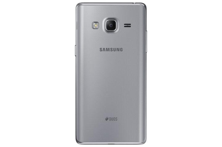 Samsung Z3_Silver_back