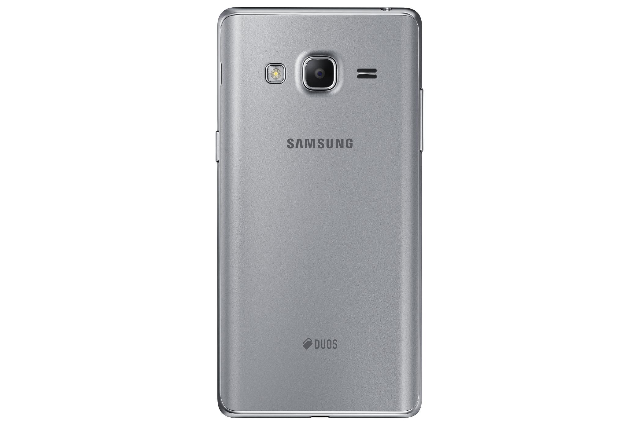Samsung Z3 Silver Back
