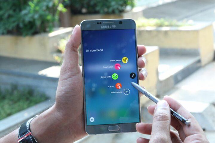 Galaxy Note 5 - SamMobile