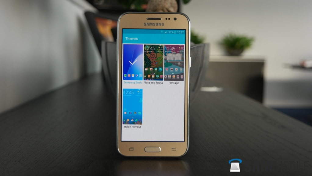 Samsung Galaxy J2 Review: Attractive display, but that's