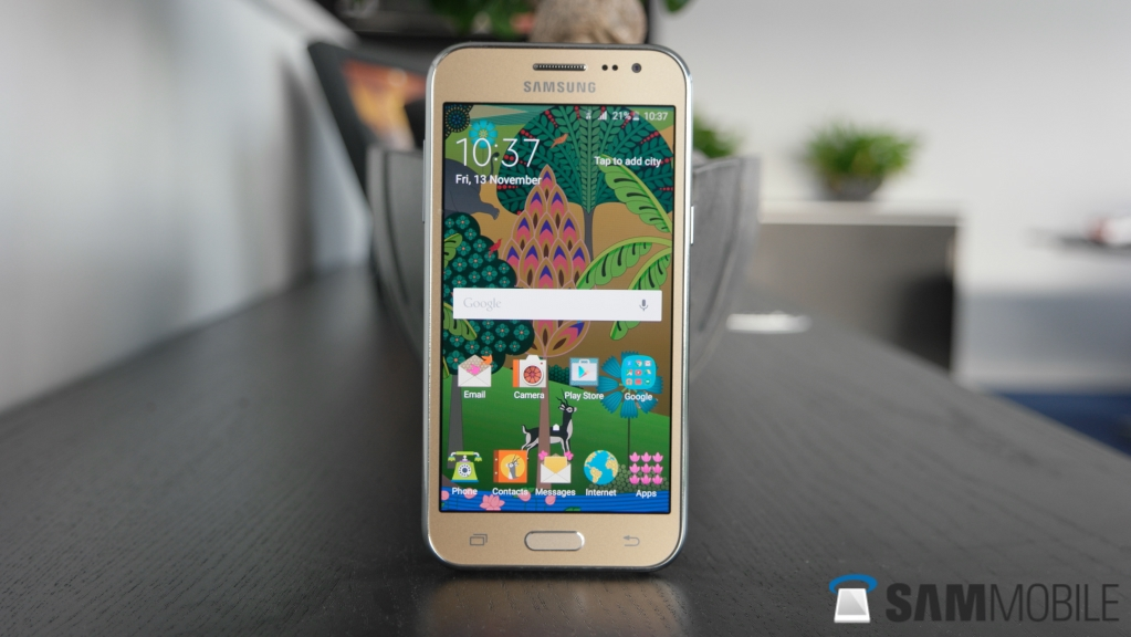 Samsung Galaxy J2 Review Attractive Display But Thats About It