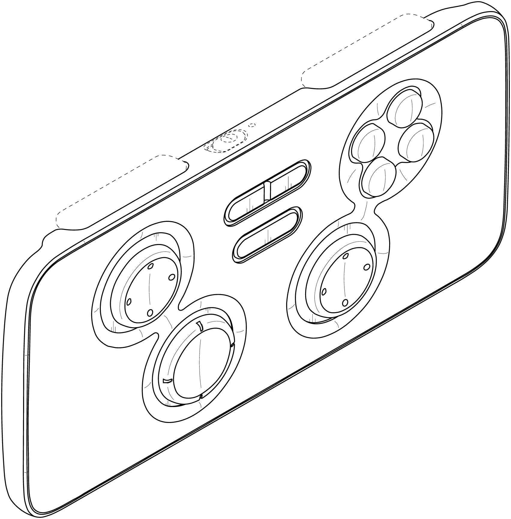 Samsung Gear VR Bluetooth Gamepad 08