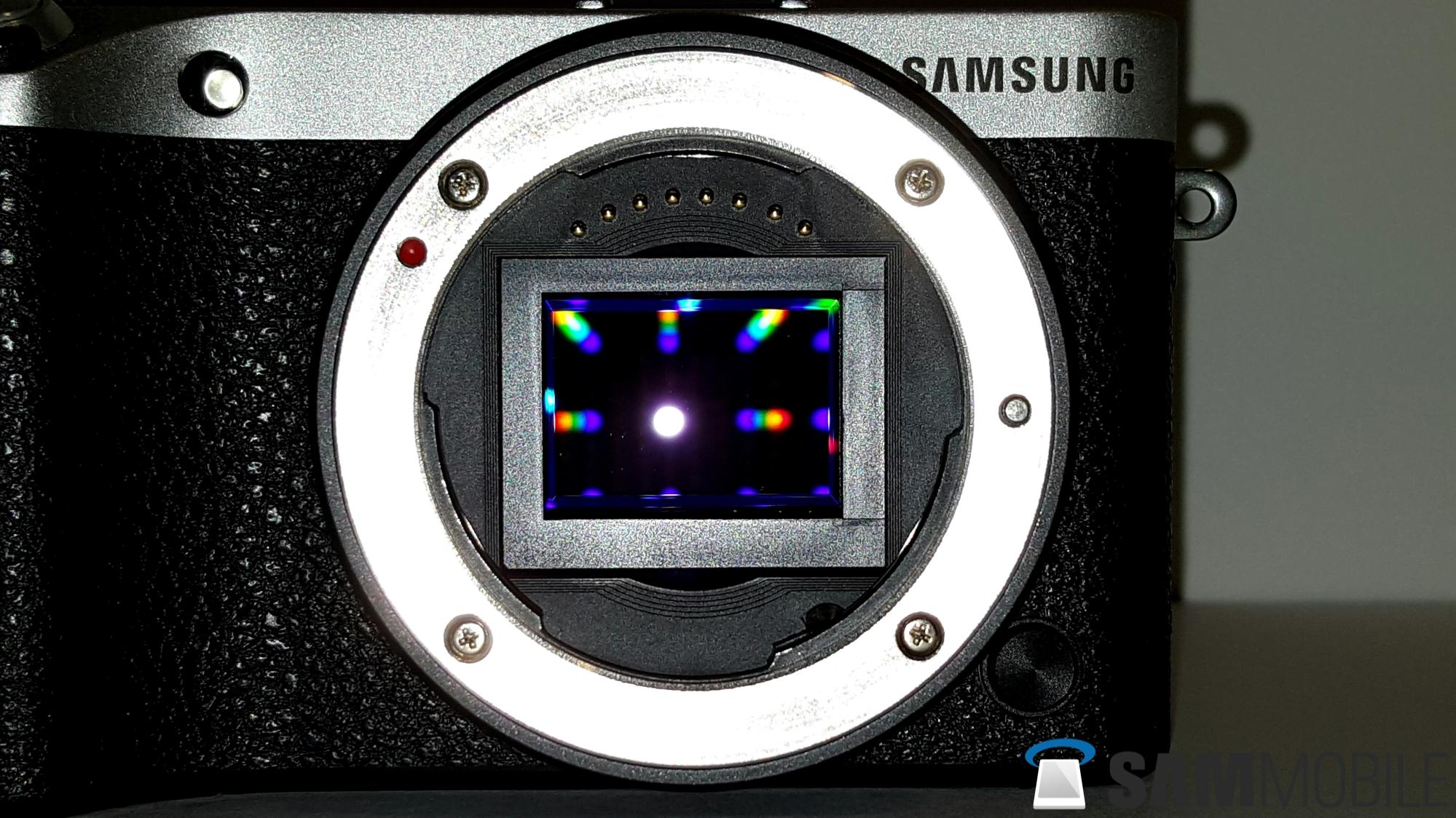 Samsung Sensor