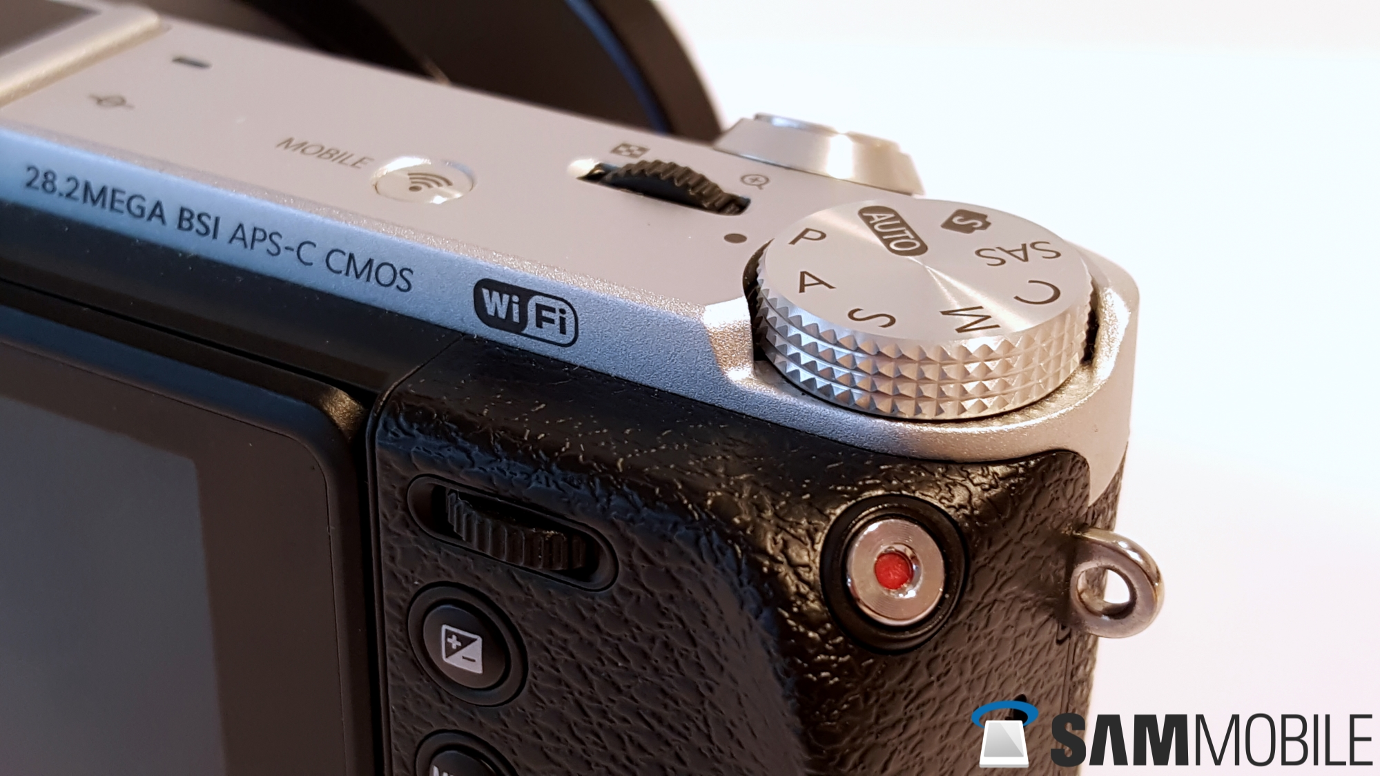 Samsung NX500 review: the best affordable system camera
