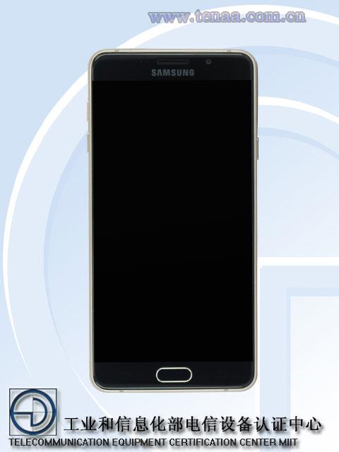 Samsung SM-A7100 Front TENAA Leak