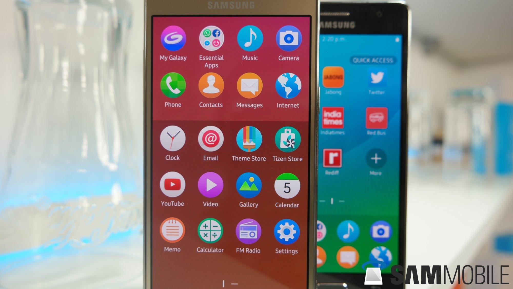 Samsung Z3 Review: Tizen's app problem makes this a poor